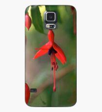 Fuchsia - iPhone Case/Skin for Samsung Galaxy