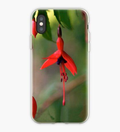 Fuchsia - iPhone iPhone Case