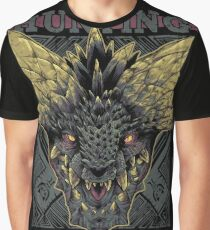 Hunting Club: Nergigante Graphic T-Shirt