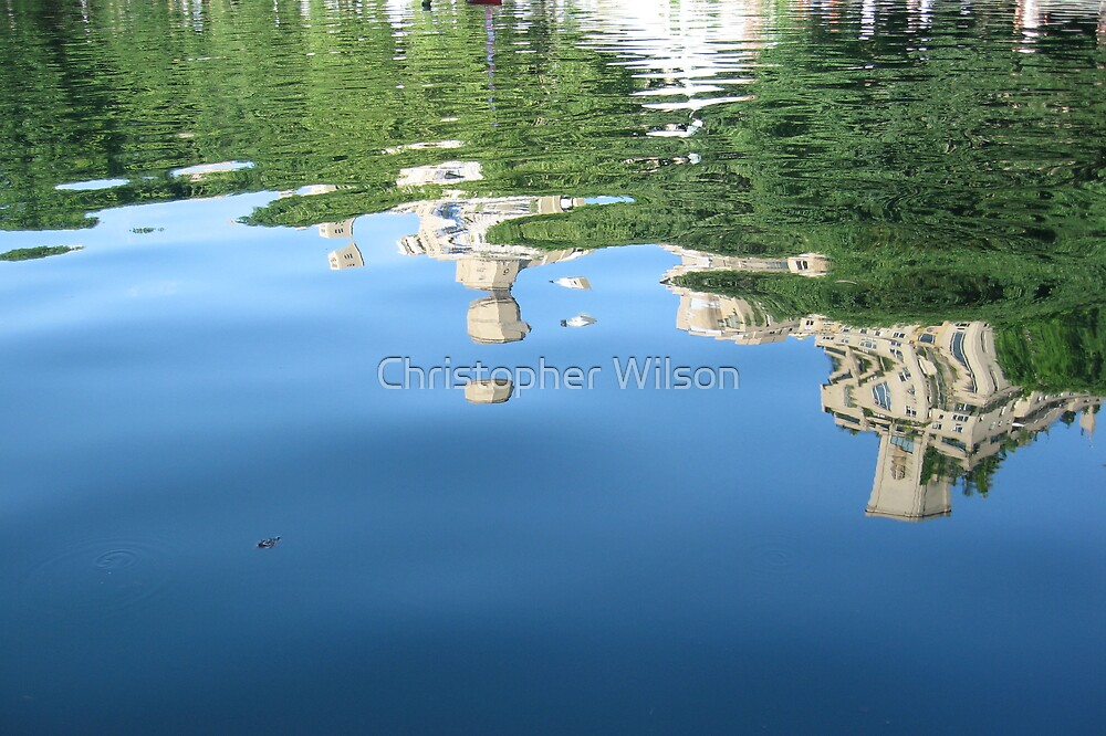 Reflections by Christopher Wilson