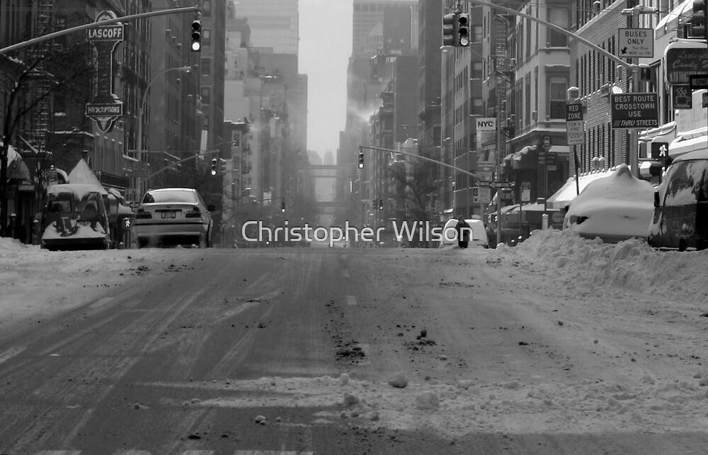 Lexington Ave by Christopher Wilson