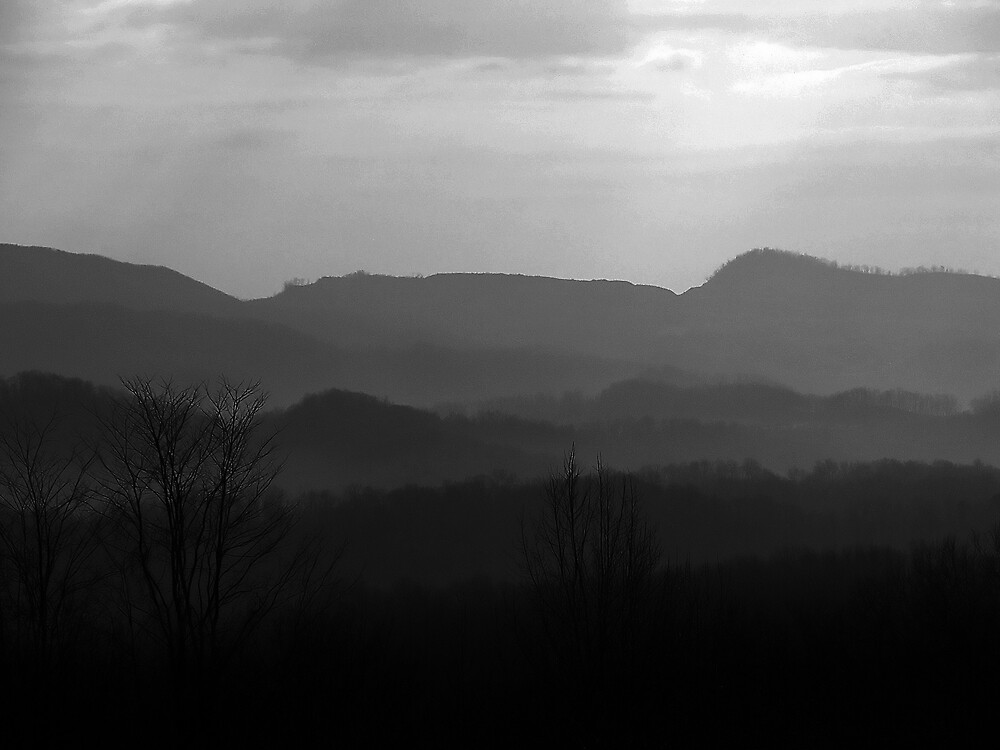 Mountains of Virginia by G. David Chafin