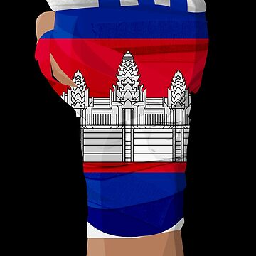 CAMBODIA FIGHTING PRIDE by cinimodfx