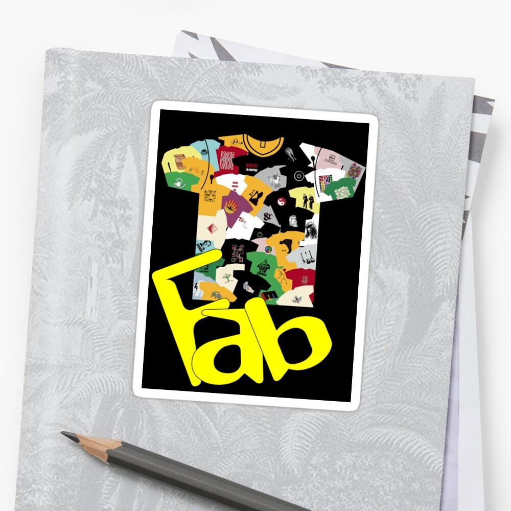 Rupert's Fabulous T's Banner by Rupert Russell