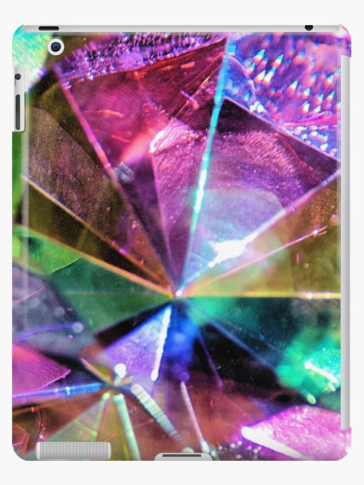 Inside Rainbow Diamond by MidnightRain