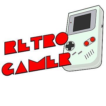 Retro Gamer  by izikil