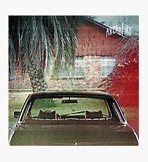 The Suburbs - Arcade Fire Photographic Print