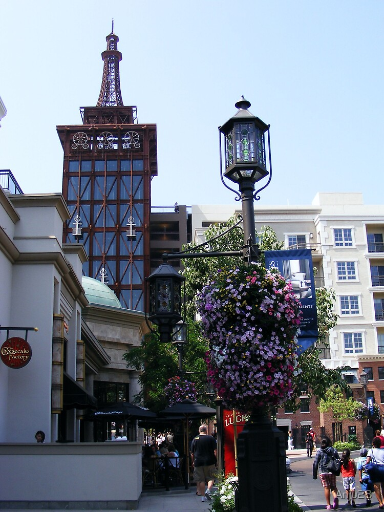 Touch of Europe in Glendale by Anju28