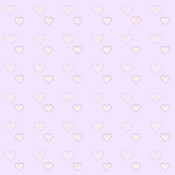 Kawaii Pastel Heart Aesthetic by arealprincess