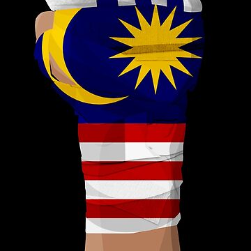 MALAYSIAN FIGHTING PRIDE by cinimodfx