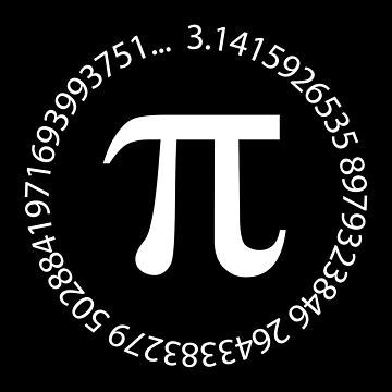 Pi Sign Design by SymbolGrafix