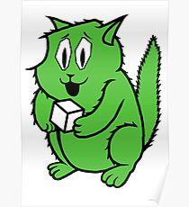 Kitty Kubus Poster