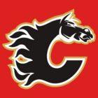Calgary Flames - On Fire! by prunstedler