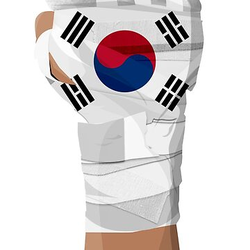 SOUTH KOREA FIGHTING PRIDE by cinimodfx