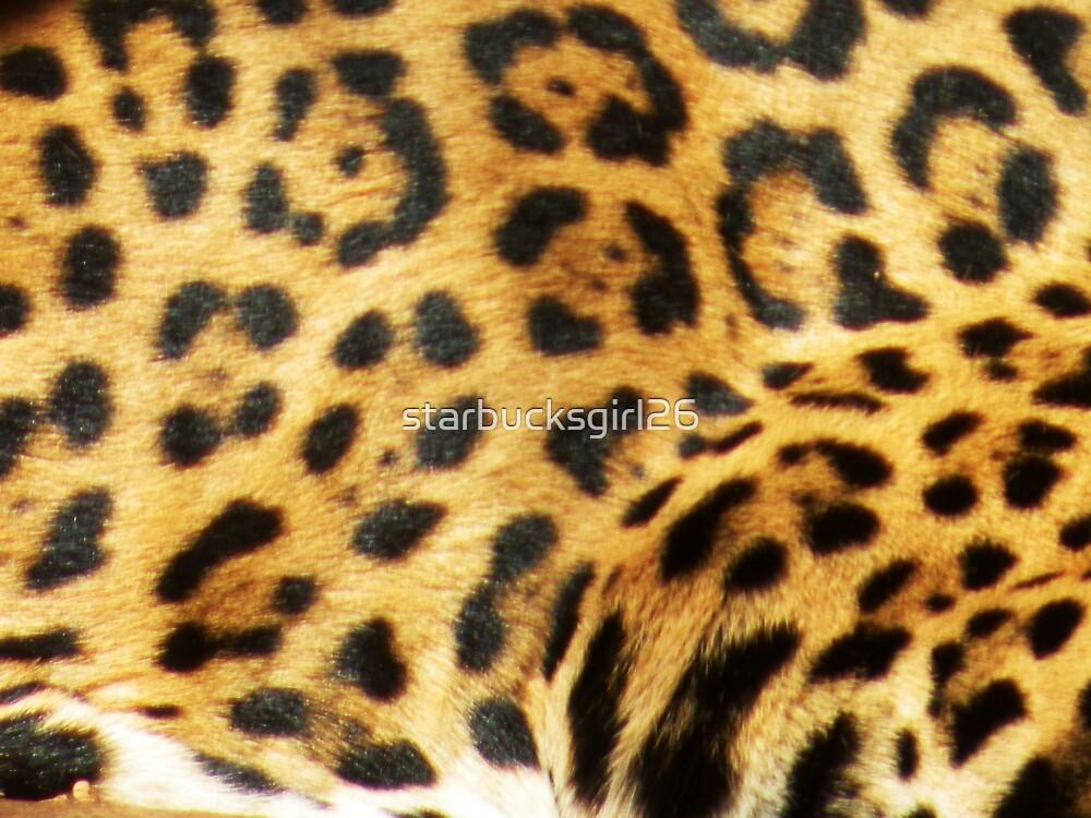 Jaguar spots by starbucksgirl26