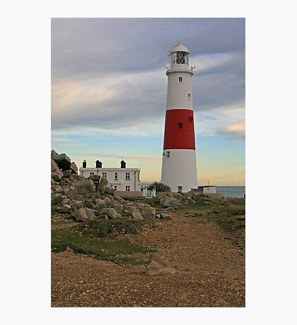 Portland Bill Lighthouse, Dorset Photographic Print