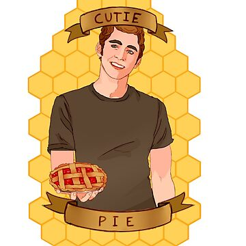 PUSHING DAISIES - NED CUTIE PIE by Namewithsense