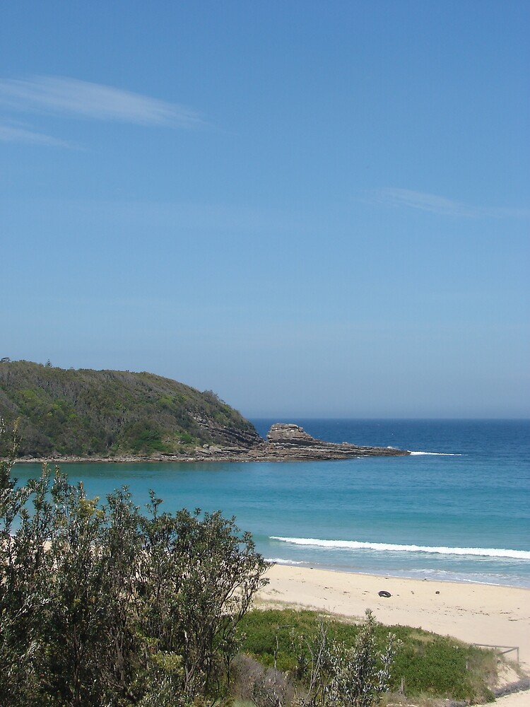 Mollymook Beach by Vanessa Moss