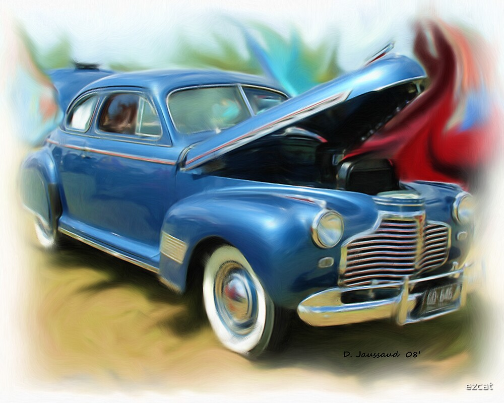 41' Chevy 5 Passenger Coupe by ezcat