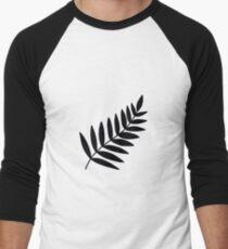 plant doodle icon Men's Baseball ¾ T-Shirt