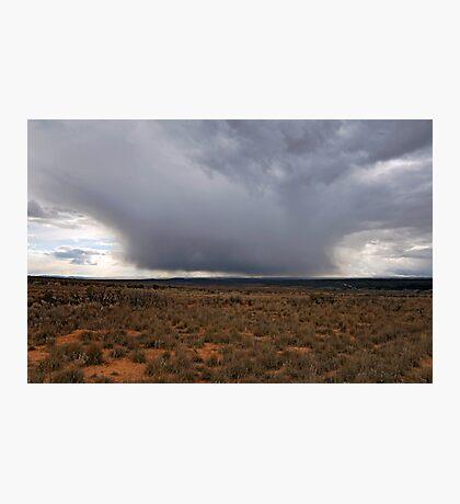 Storm Front Photographic Print