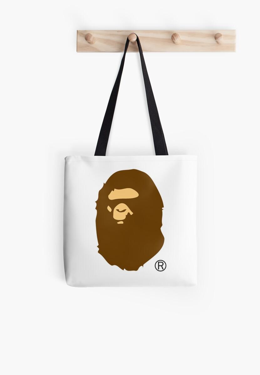 8d8046414fc7 Bape Ape Logo - A Bathing Ape