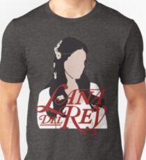 Lana Del Rey Lust For Life Logo Unisex T-Shirt