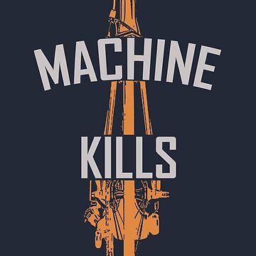 This Machine Kills Stress by esskay