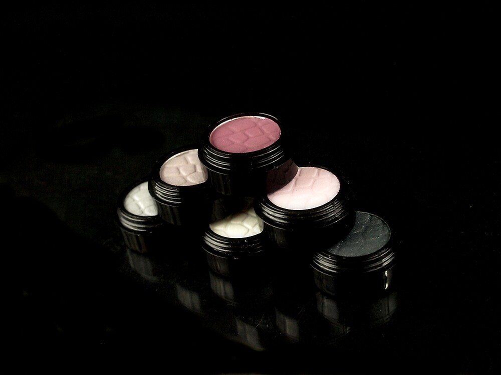 "Salon Art ""Eye Shadow"" by Mandy Keller"