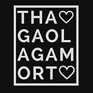 Design Day 22 - Tha Gaol Agam Or (I Love You) - January 22, 2018  by TNTs