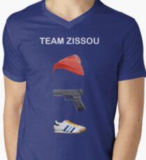 Essentials for Team Zissou Men's V-Neck T-Shirt