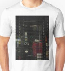 Street, City, Buildings, Photo, Day, Trees Unisex T-Shirt