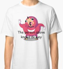 Do you know the way Classic T-Shirt