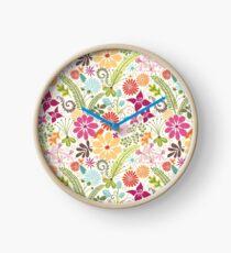 Terrain Clock