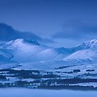Cold Mountains of Night by Tim Haynes