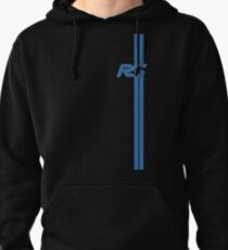 RS Stripes Pullover Hoodie