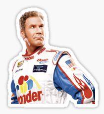 Will Ferrell Talladega Nights Ricky Bobby Sticker