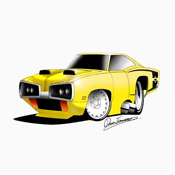 Dodge Coronet Super Bee by Geetee