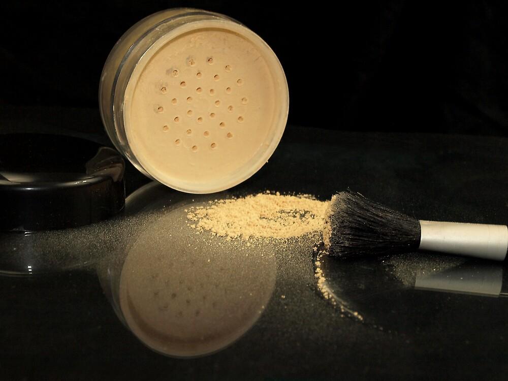 "Salon Art ""Powder"" by Mandy Keller"