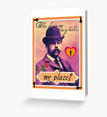 Most (Un)Wanted Valentines Greeting Card