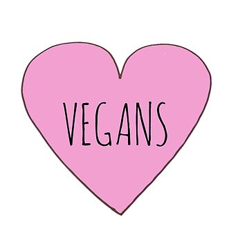 VEGAN LOVE by Bundjum