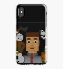 YOU CANNOT BEAT US iPhone Case/Skin
