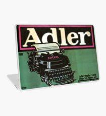 Vintage poster - Adler Typewriters Laptop Skin