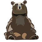 Papa Bear by braedenart
