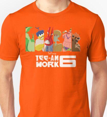 Tee-Am Work 6 T-Shirt