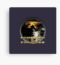 Command and Conquer Canvas Print