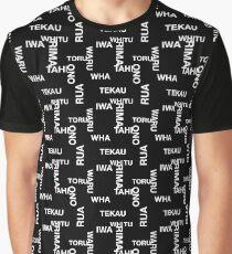 MAD TAHI-TEKAU Graphic T-Shirt