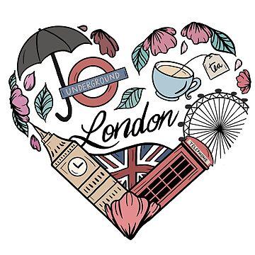 Londres de leaamaarie