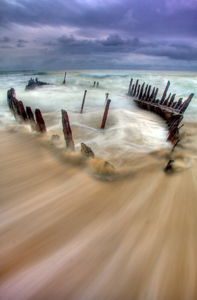 Dicky Beach, Queensland by David James