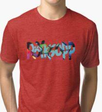 Röyksopp - Never Ever Tri-blend T-Shirt
